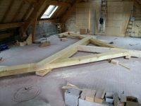 Rénovation toiture et aménagement de combles