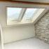 Pose de deux fenêtres de toit VELUX  à Charvonnex