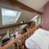 Pose de quatre fenêtres de toit VELUX à Sévrier
