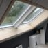 Création d'une double fenêtre de toit VELUX proche d'Albens