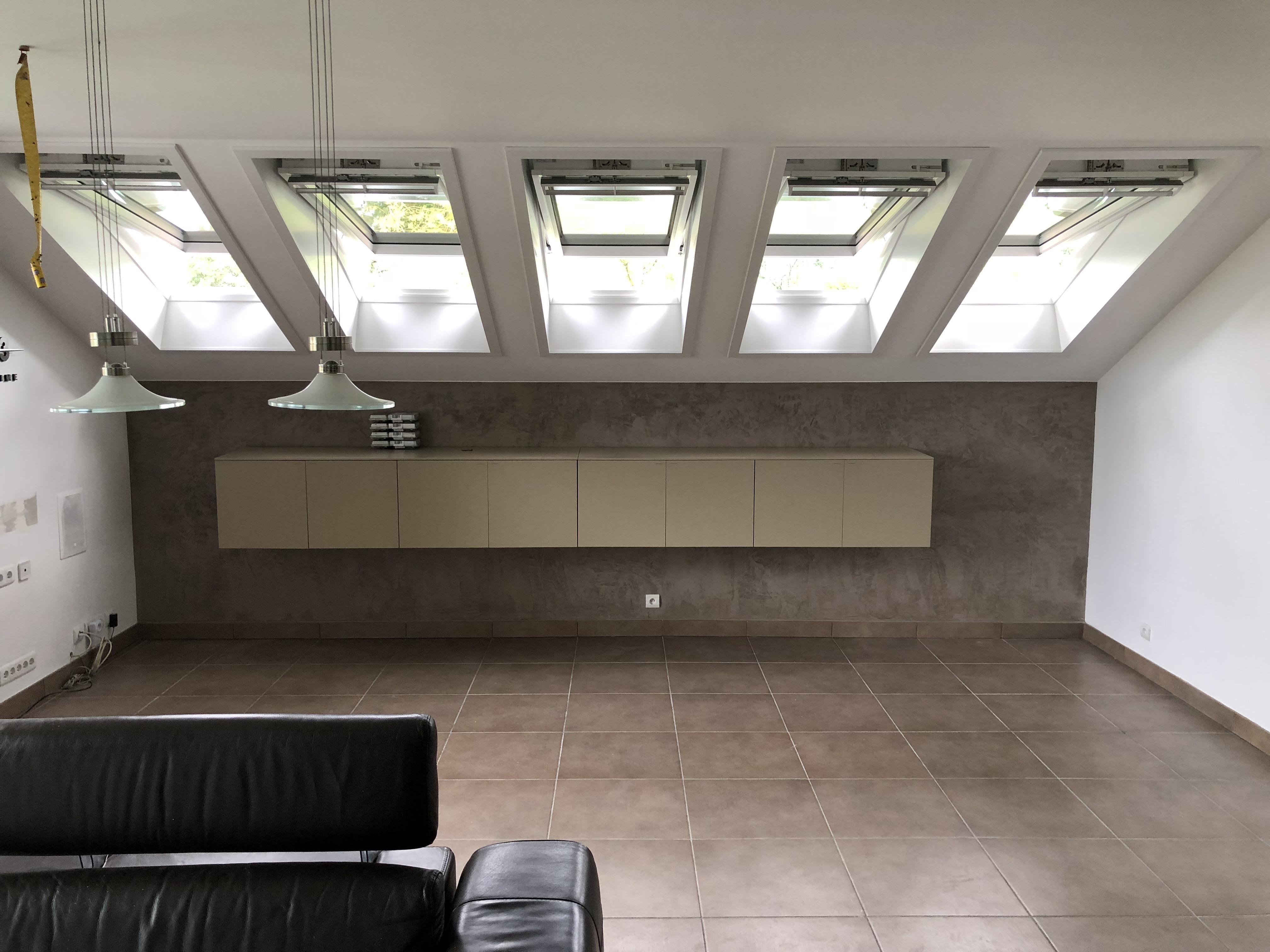 Réalisation de 5 fenêtres de toit VELUX à Thoiry dans l'Ain
