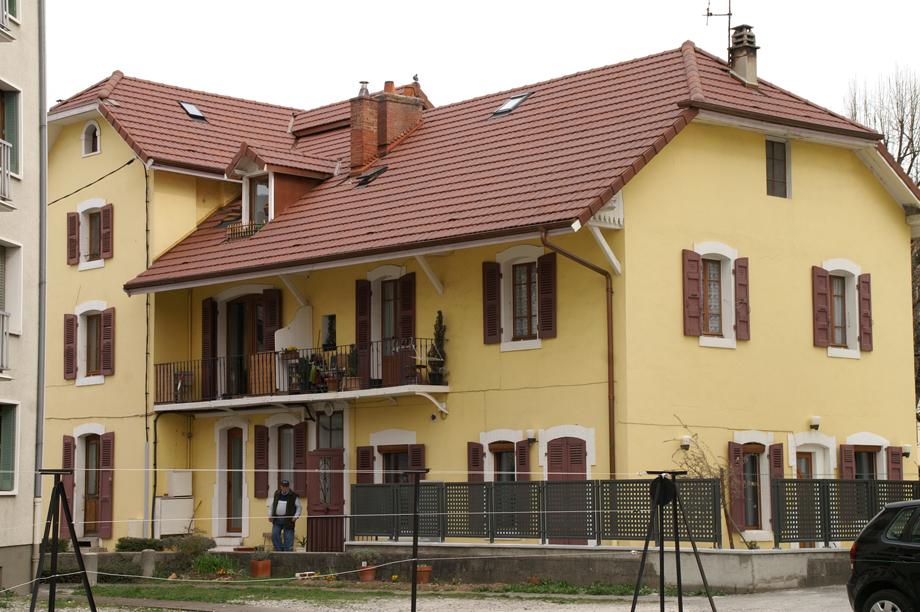 Travaux de rénovation de la toiture d'une copropriété à Annecy