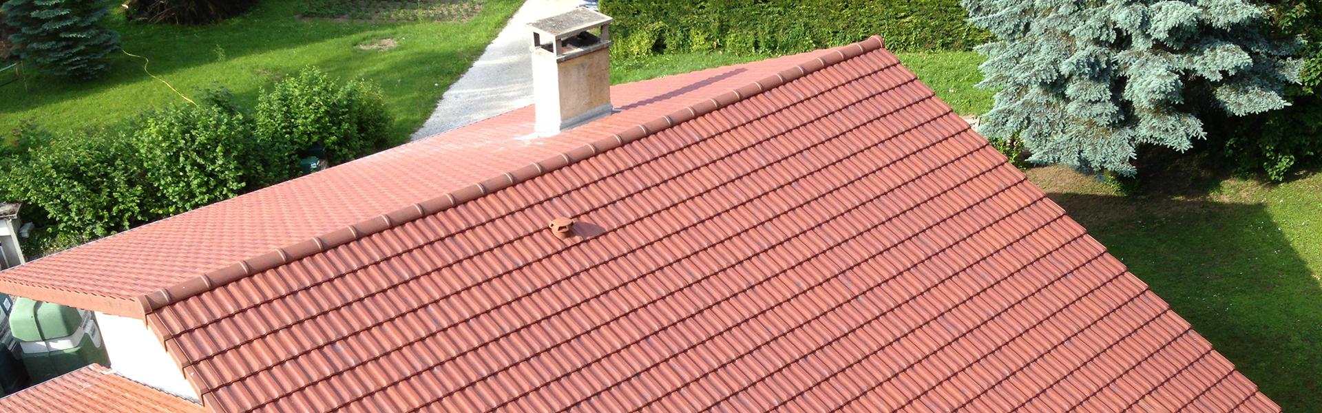 Couverture de toit et de toitures